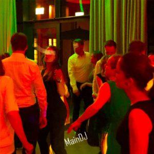 Hochzeit DJ Party
