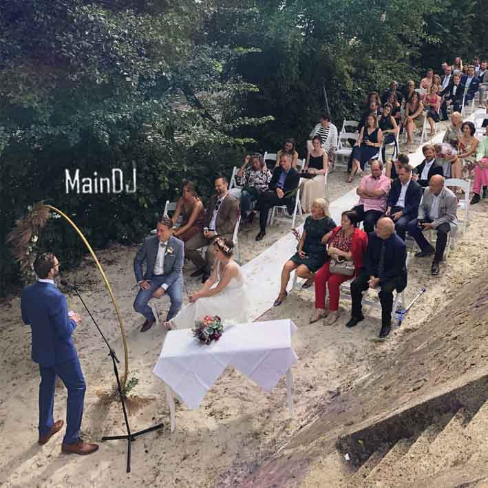 wedding ceremony frankfurt maindj druckwasserwerk